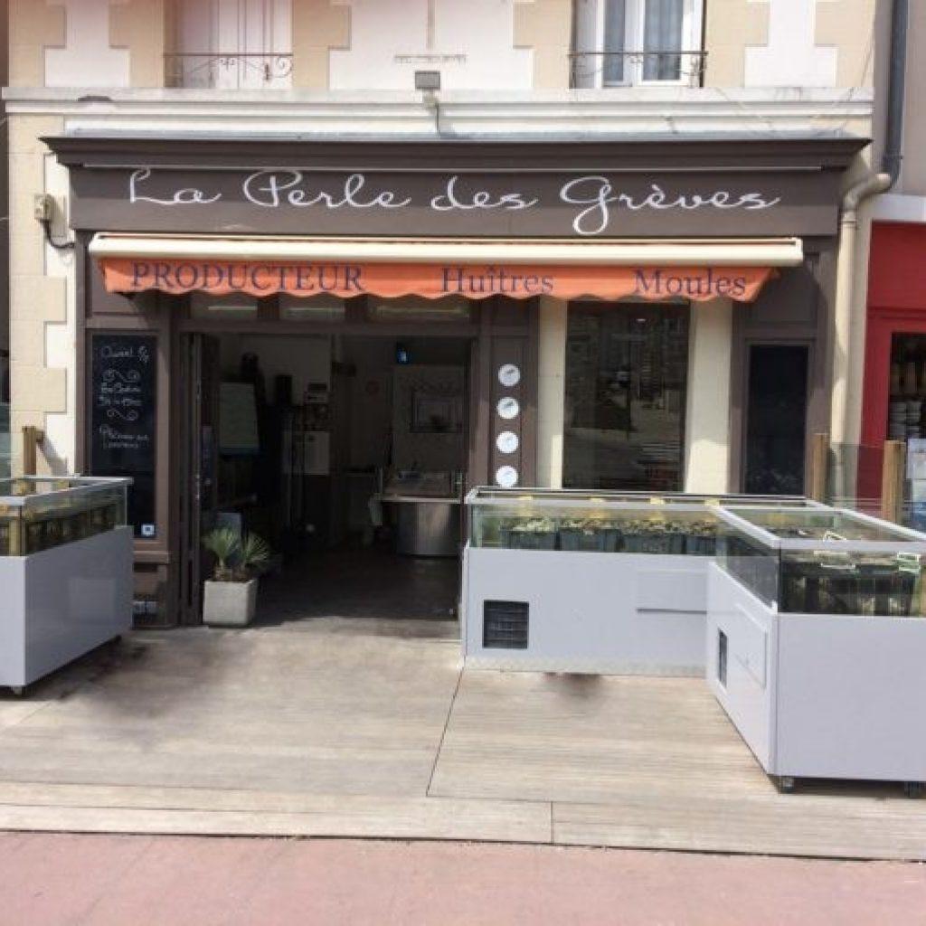 La Perle des Grèves à Dinard
