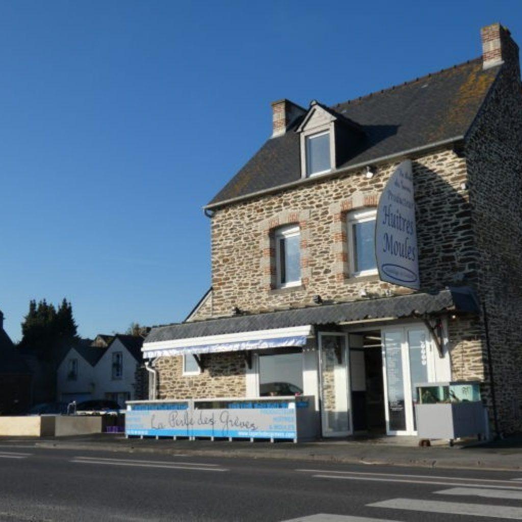 La Perle des Grèves à Saint Benoit des Ondes